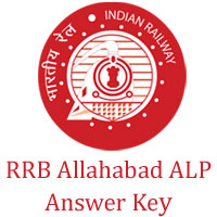 RRB Allahabad ALP Answer Key