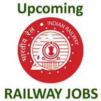 Upcoming Railway Jobs