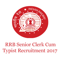 RRB Senior Clerk Recruitment