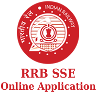 RRB SSE Online Application