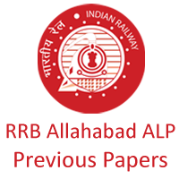 RRB Allahabad ALP Previous Papers