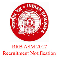 RRB Assistant Station Master Recruitment