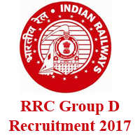 RRC Group D Recruitment
