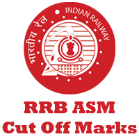 RRB ASM Cut Off Marks Image