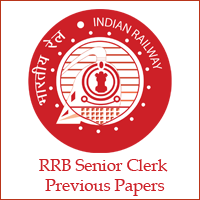 RRB Senior Clerk Previous Papers Image
