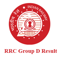 RRC Group D Result