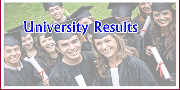 Mumbai University Results 2019 - mu ac in 1st, 2nd, 3rd, 4th Sem results