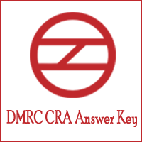 DMRC CRA Answer Key Image