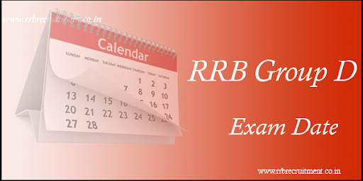 RRB Gr D Exam Dates
