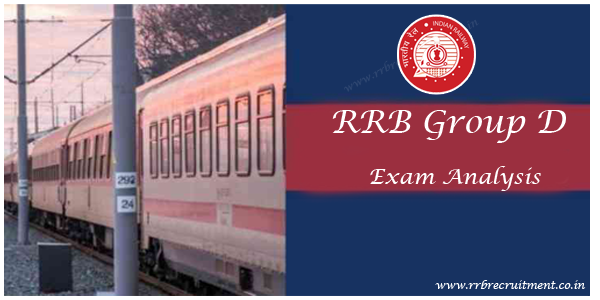 RRB Group D Exam Analysis Image